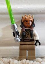 LEGO STAR WARS JEDI EETH KOTH 100% MASTER 7964 CLONE WARS SERIES Minifigure