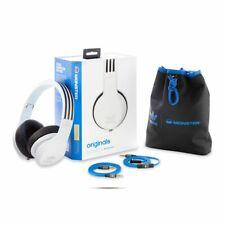 Monster Adidas Originals High Performance Over-Ear Headphones White