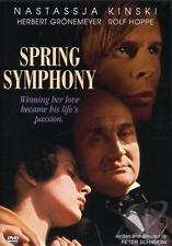 *NEW & SEALED & MINT* Spring Symphony Nastassja Kinski RARE DVD *NOT A BOOTLEG*