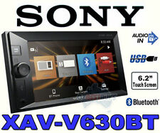 Sony Bluetooth Ready Car Audio In-Dash Units