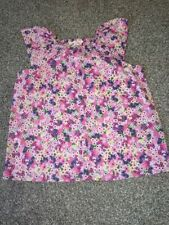 Girls' Floral Gypsy Tops (2-16 Years)