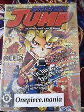 Yu-Gi-Oh! Shonen Jump Manga Number 7.2003 RARE.