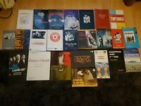 Huge selection of West End  THEATRE Programs £6 Each