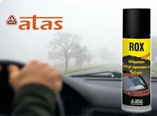 Anti mistfog spray demister for car windscreens & visors Made in Italy by ATAS