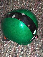 Liquid Force Flash (Green) Wakeboard Helmet - Size Small