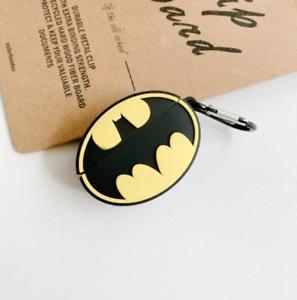 Cute Silicone Airpod Pro Case, Airpod 3,Drop, Scratch & Dust Resistant Batman