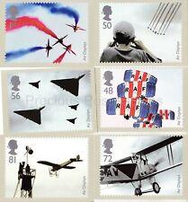 GB PHQ CARDS USED REAR FDI 2008 NO. 313 AIR DISPLAYS
