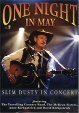 SLIM DUSTY One Night In May Slim Dusty In Concert DVD BRAND NEW PAL Region 4