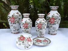 RARE Retro JAPANESE KYOTO IMPERIAL PORCELAIN VG COLLECTOR SET ~ In Australia