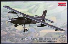 Roden Models 1/48 PILATUS PC-6 B2/H4 TURBO PORTER French Army