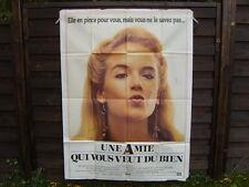 AFFICHE CINEMA (120x160) UNE AMIE QUI VOUS VEUT DU BIEN Secret admirer  (A92)