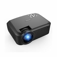 Projector DBPower T22 Upgraded 70 Lumens LCD Mini Portable Support 1080p TV SD