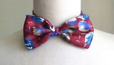Men's Bow Tie  - Abstract (90's) -