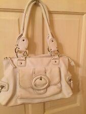 White med Bag,lots of pockets