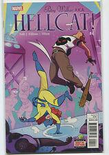 Hellcat A.K.A. Patsy Walker #4 NM Leth Williams Wilson    Marvel Comics CBX 36