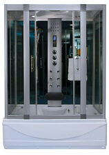 1001 NOW 9001S Shower Room Steam Shower W/ LED Lights Hand Shower