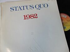 Status Quo-1982-Vertigo-6302 189-Double-Vinyl-Lp-Record-Album-1980s