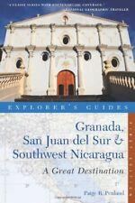 Explorers Guide Granada, San Juan del Sur & South