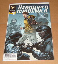 2012 Valiant Harbinger #1 Mico Suayan Pullbox Variant Edition 1st Print