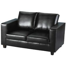 faux leather sofas for sale ebay rh ebay co uk