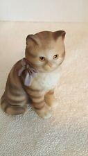 1984 Schmid Gordon Fraser Striped Cat Figurine