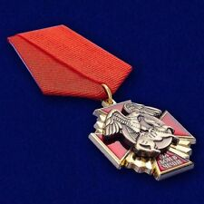 "Russian AWARD ORDER very rare BADGE pin insignia - ""For Chechnya"""