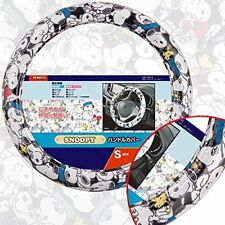Snoopy steering wheel cover black Car Accessory Party version Snoopy Lover Japan