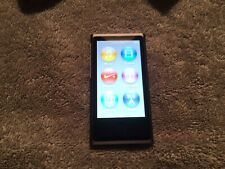 Apple iPod Nano 7th generation (16GB) , Space Gray , Bundle …..
