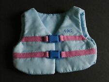 American Girl Doll Kanani Life Jacket Vest From PaddleBoard Set 2011 GOTY Retire