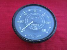 Dash British Jaeger SN 6325 Speedometer Gauge for Triumph TR4 and TR4A
