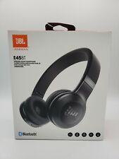 JBL Harman E45BT Wireless On-Ear Bluetooth Headphones New SEALED