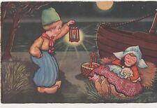 POSTCARD  COMIC  CHILDREN  Margaret Boriss