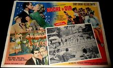 1946 Night and Day ORIGINAL MEXICAN LOBBY CARD Cary Grant Alexis Smith