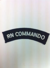 R.N Commando Shoulder Flash