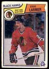 1983-84 O-Pee-Chee Steve Larmer #105