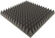 Pyramiden Flammhemmend 49x49x7cm Akustikschaumstoff Studio Equipment Tonstudio
