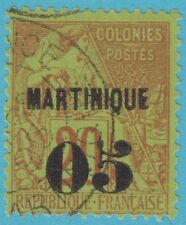 MARTINIQUE 6 NO FAULTS EXTRA FINE !