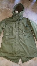 Vintage Extreme Cold Weather Parka '74 US Army Jacket Men M Regular