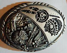 Buckle Gürtelschnalle/ Indian  / Diamond Cut /  handcrafted  in USA