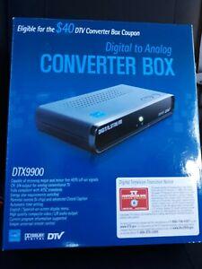 Digital Stream DTX9900 Digital-to-Analog DTV Tuner Converter Box