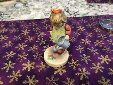 "Vintage Hummel Little Gardener 74 -Goebel Figurine -Tmk3-41/2"" Tall"