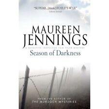 Season of Darkness   by Maureen Jennings