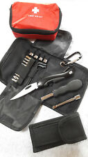 Bmw f800 GS Adventure Tool Bag bolso case + bordo cuchillo + primeros auxilios kit todos año