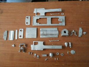 Sittingbourne / Welshpool 'Monarch' 0-4-4-0T 4mm scale cast loco body kit