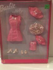 Vintage Barbie & Kelly Tea Time Doll Clothing Set Fashion Avenue 1999 NIB 24320