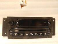 2004  Chrysler  Pacifica  Radio  CD  Player  P05082764AF