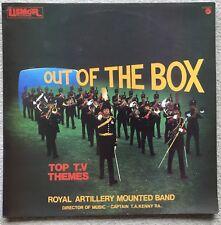 Artiglieria Reale montato Band-out of the box-lismor 5011-LP Record
