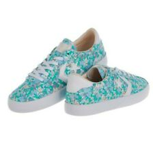 CONVERSE WOMEN SHOES CHUCK TAYLOR ALL STAR FLORAL BREAKPOINT OX SNEAKERS Size 5