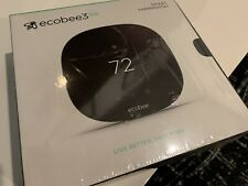 Ecobee3 Lite Smart Wi-Fi Thermostat Gen 2 - NEW/SEALED