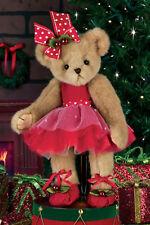 CLARA BELLARINA 173214  from Bearington Bears Collection NWT Stuffed Animal